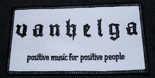 Vanhelga - PMFPP Official Patch (white)  (Lifelover, Apati)