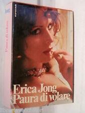 PAURA DI VOLARE Erica Jong Euroclub 1979 Libro Romanzo Storia Racconto Narrativa