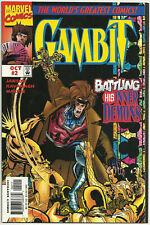 Gambit #2 4 23 Marvel Adventures #8 LOT of 4 1997 X-Men Beast Storm Mr. Sinister