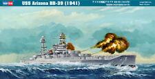 HobbyBoss 3486501 Schlachtschiff USS Arizona BB-39 1:350 Modellbau Modell Schiff