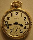 Vintage 1925 Elgin B.W. Raymond Railroad Pocket Watch 16s 21J Grade 478 Model 15