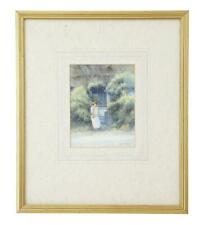 20TH CENTURY WATER COLOUR BY C W MORSLEY