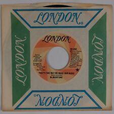 BLOODSTONE: This Thing Is Heavy USA '72 London Funk Soul DJ Promo 45 NM-