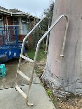 Swimming Pool Ladder. Used. In good condition. Stainless Steel.