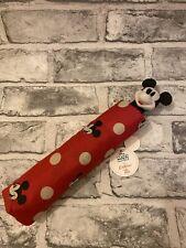 BNWT Cath Kidston X Disney Mickey Mouse Red Umbrella