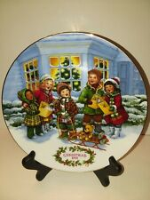 Avon Christmas Collector's Plates 1991 Perfect Harmony