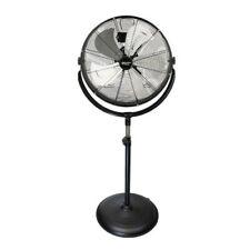 Comfort Zone CZHVP20S High-Velocity Industrial 3-Speed Fan