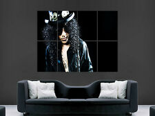 Slash music legend wall poster art photo imprimé large