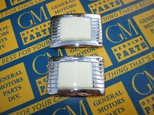 1954-1972 GM Convertibles | Rear Courtesy Lamp Housings Kit | Set of 2