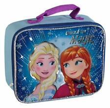 Disney Frozen Girl's Elsa & Anna Soft Lunch Box