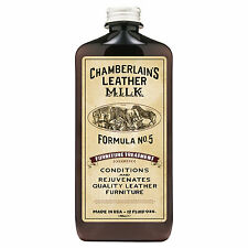 FURNITURE TREATMENT NO. 5 – PREMIUM LEATHER FURNITURE CONDITIONER - 12 OZ