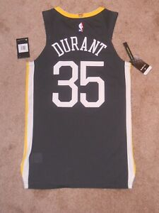 """Kevin Durant Golden State Warriors """"The Town"""" Authentic Jersey sz 40 Nike w/ tag"""