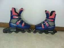 Ultra wheels rollerblades Size 10 Womans
