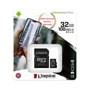 32GB 64GB 128GB Micro SD SDSC2 Memory Card TF Flash Class10 With SD Adapter