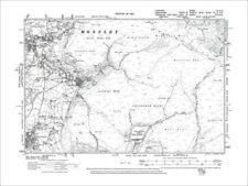 United Kingdom Cheshire Antique Europe Maps & Atlases