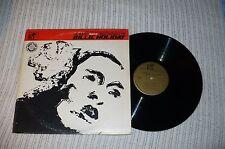 Billie Holiday LP, Rare Live Recording, RIC M 2001, ORIGINAL 1964, VG++