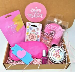 PAMPER Gift Box Set Make Up Beauty Hamper Kit - Children's TEEN Teenage Girls