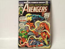 Avengers #126 Marvel Comics 1974 FR/GD  Stamp page removed!  FL