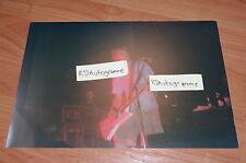FOO FIGHTERS  Chris Shiflett 20x30 Live Foto Privat 1999 Docks Hamburg NIRVANA