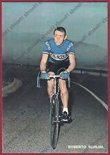 ROBERTO SORLINI - CICLISMO CYCLISME CYCLING - MOLTENI FILOTEX - DARFO Cartolina