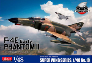 Zoukei Mura SWS48-10 F-4E Early Production Phantom II USAF 1:48 Model Kit