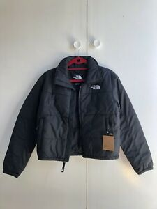The North Face Cropped Puffer Jacket