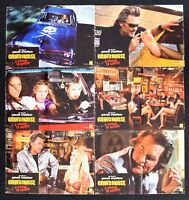 Lot Fotobusta Grindhouse IN Prova By Morte Quentin Tarantino Kurt Russell H99