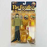 The Beatles Yellow Submarine George Harrison McFarlane Toys Action Figure Sealed