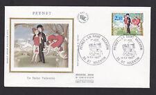 Briefmarken FDC, Ersttag, St. Valentin,Valentinstag, Frankreich,Liebespaar