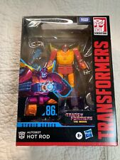 TRANSFORMERS STUDIO SERIES HOT ROD 1985-04 VOYAGER CLASS NEW IN HAND