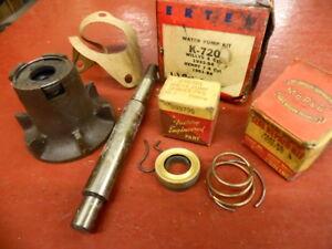 1930 's 1940 's Willys 1951 52 53 54 willys Henry J Water Pump Repair Kit NORS