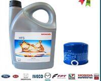 4ltr Genuine HONDA Engine Oil 5W 40 S2000 & Honda Filter & Sump Washer  AP1 AP2