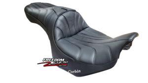 IN STOCK 08-17 YAMAHA RAIDER 1900 XV19 CORBIN TOURING SEAT SADDLE LEATHER
