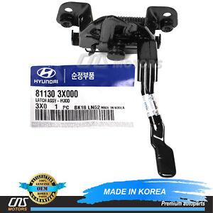 GENUINE Hood Lock Latch for 2011-2016 Hyundai Elantra OEM 811303X000⭐⭐⭐⭐⭐