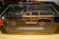 Modellautosammlung 1:18 1948 Chevrolet Fleetmaster Woody Maisto