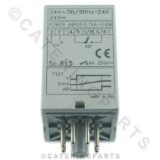 24V Relè Ritardato plug-in 6 SECONDO TIMER 24 VOLT 6 CDC SC 815 lavastoviglie
