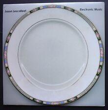 Jason Lescalleet Ltd. Grey Vinyl Private Label Sealed Electronic LP 2003