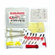 Bicycle Hydraulic AVID Disc Brake Bleed Formula DODE JUICY HAYES ELIXIR Kit Tool