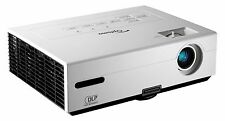 NEW Optoma TS725 HD Compatible DLP Projector w/ 2600 ANSI Lumens (3Yr Warranty!)