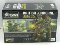 Bolt Action 409911101 British Airborne (Starter Army) WWII Red Devils Warlord
