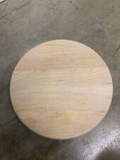 Boos Block Round Cutting Board