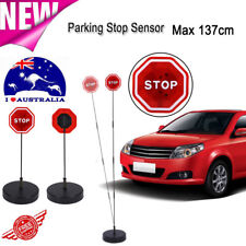 CAR PARKING GUIDE LED FLASHING LIGHT PARK'N STOP SIGN SENSOR DETECTOR GARAGE