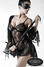 Kurze Sexy Damen-Nachtwäsche ohne Muster für glamouröse Anlässe