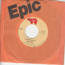 Bee Gees Country Lanes b/w Fanny (Be Tender With My Love) 45-rpm Record VG Vinyl