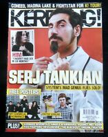 Kerrang Magazine - AC/DC, Posters, Ads, Features - October 2007