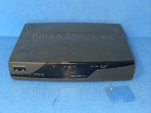 CISCO SYSTEMS  800 SERIES  871W  MODEL:870  WIRED ROUTER