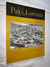 LE PAYS LORRAIN Revue d'Histoire de la LORRAINE N° 2 AVRIL JUIN 1998