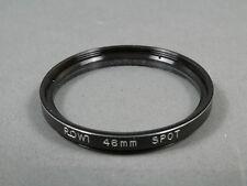 ROWI e46mm Spot-filtro, chiaramente macchia nel centro U. sfocatura perciò!