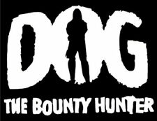 DOG THE BOUNTY HUNTER - QUALITY MOUSE MAT / PAD
