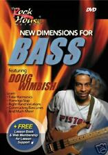 Rock House Method New Dimensions for Bass DVD